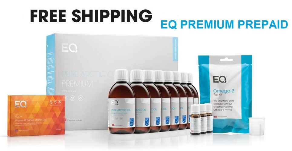 EQ Pure Arctic Oil Premium