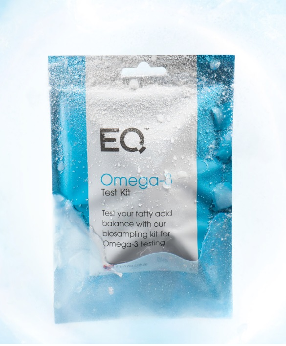EQ Omega 3 Test Kit